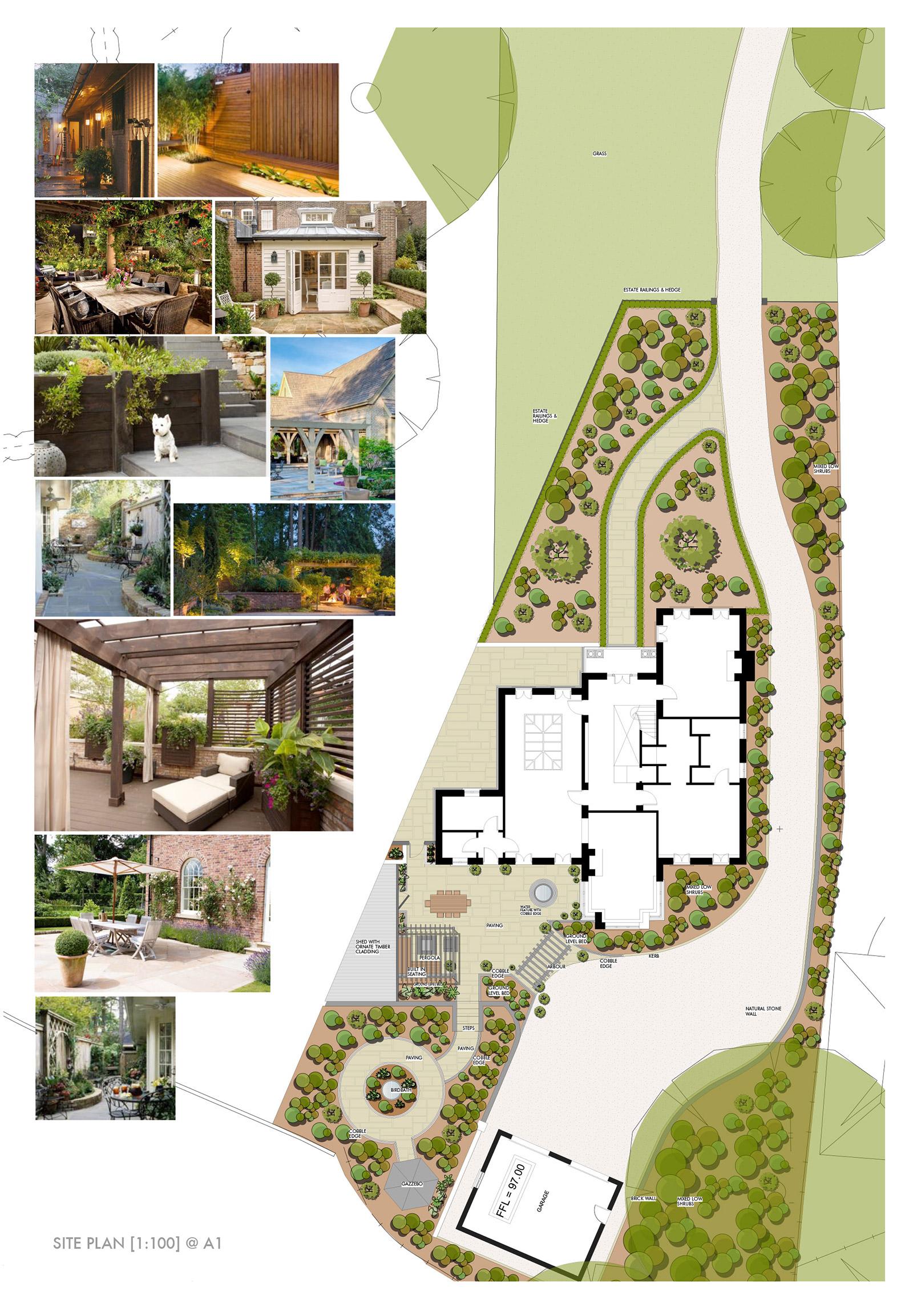Garden Design Johnny Knox Garden Design Belfast Northern Ireland