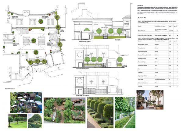 Wellington Park Hotel Garden Design Belfast