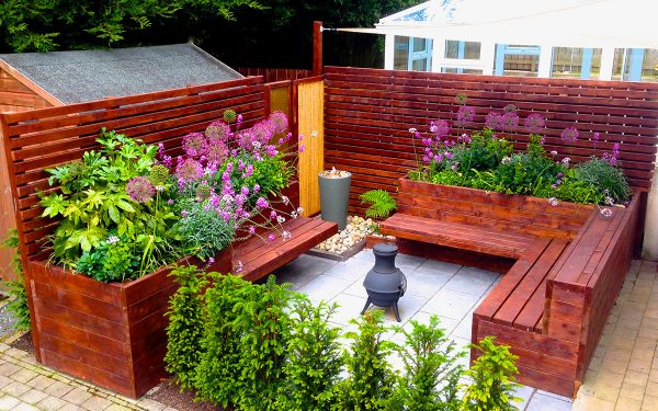 Contemporary Garden Saintfield