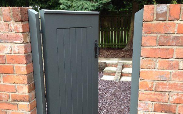 Focal Point Door