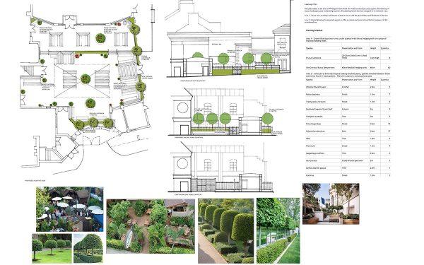 Planning Landscape Plan